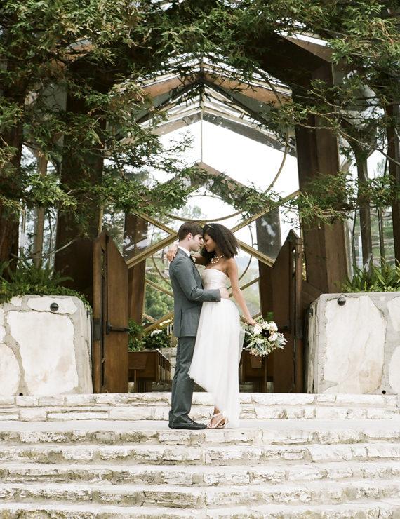 Wayfarers Chapel Wedding.How To Get The Rustic Wedding Of Your Dreams Wayfarers Chapel