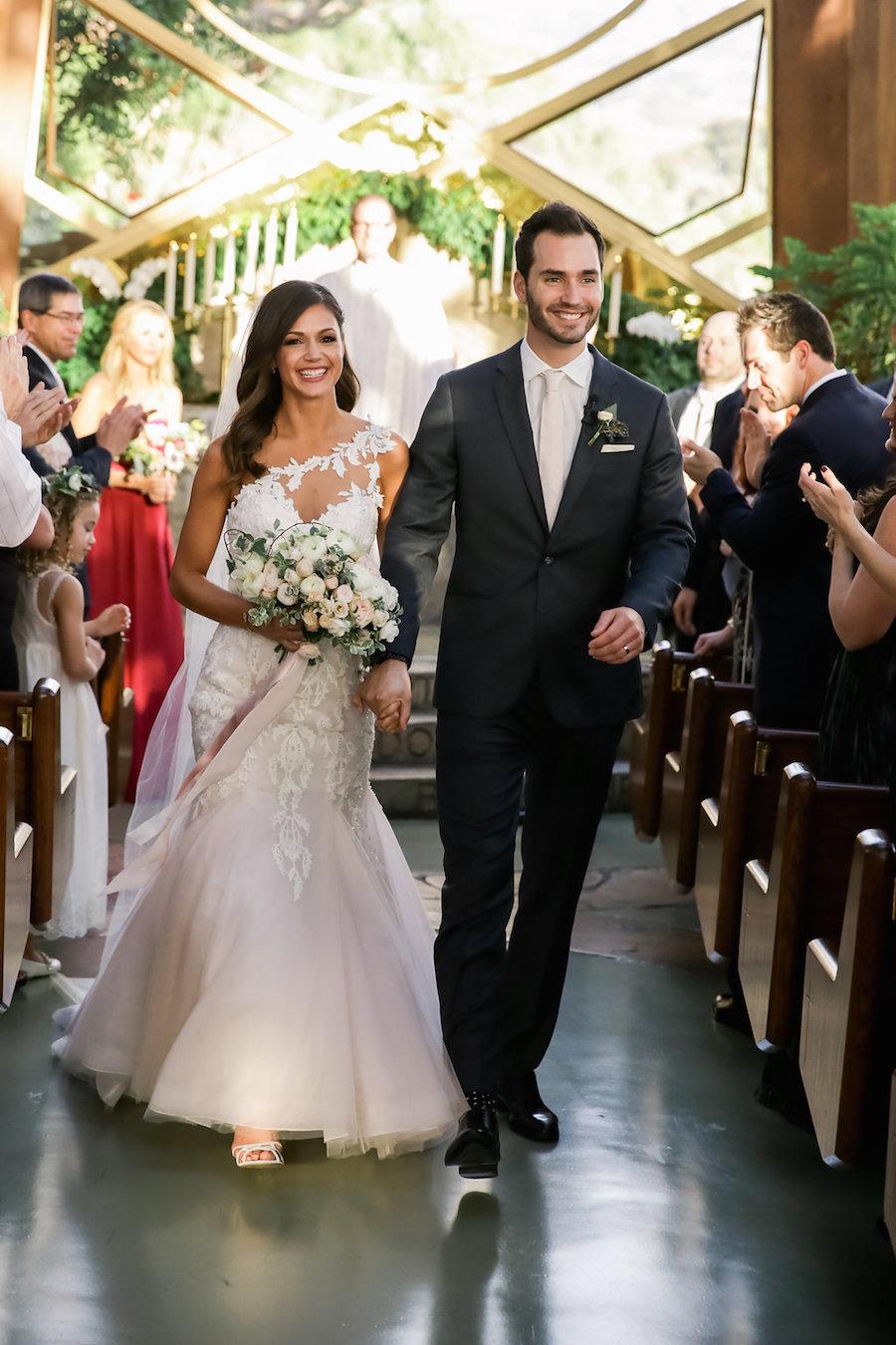 Our Favorite Bachelor Bachelorette Weddings Wayfarers Chapel
