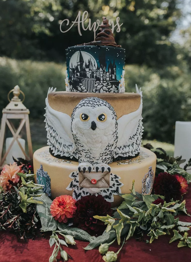 How To Have A Wicked Good Harry Potter Wedding Wayfarers