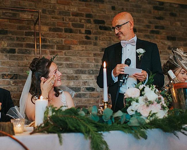 This image has an empty alt attribute; its file name is father-of-the-bride-speeches-wedding-celebration-toast-lisawebbphoto.jpg