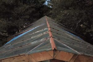 Wayfarers Chapel Fund for the Future - chapel roof restoration